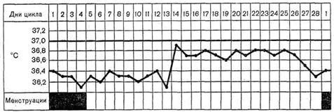 Нормальная температура тела для беременных 25
