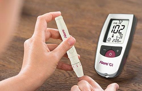 Принцип работы глюкометра