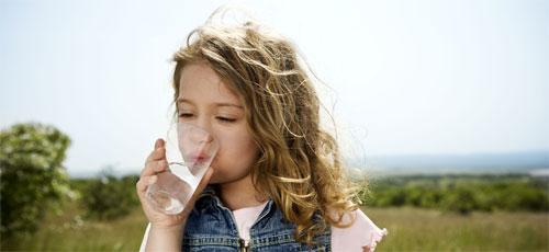 Питьевая вода: её качества и польза