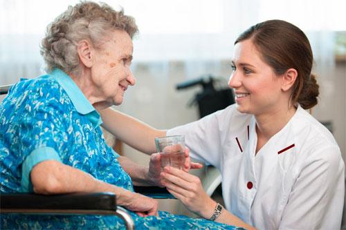 Вопросы отдыха в пансионатах для престарелых