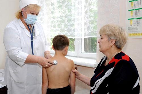 Особенности течения и лечения туберкулеза у детей