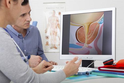Инстилляция уретры у мужчин