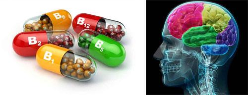 Витамины группы B при лечении невралгии