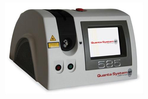 Медицинские лазерные аппараты от итальянского производителя Quanta System
