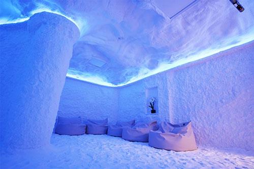 Галоклиматические камеры и соляные пещеры