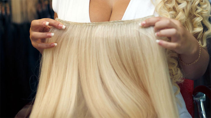 Как могут обмануть продавцы натуральных волос