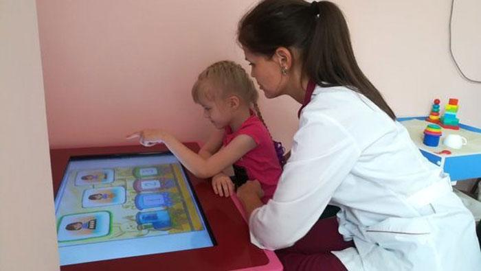 Речевое и психологическое развитие детей с ДЦП