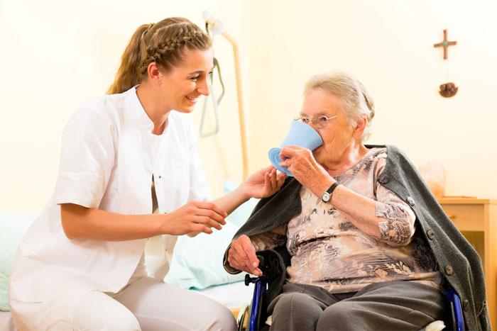 Медпатронаж и профессиональный уход за престарелыми