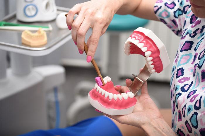 Современные методики борьбы с зубным камнем и пародонтозом
