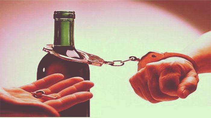 Комплекс мер для лечения алкоголизма