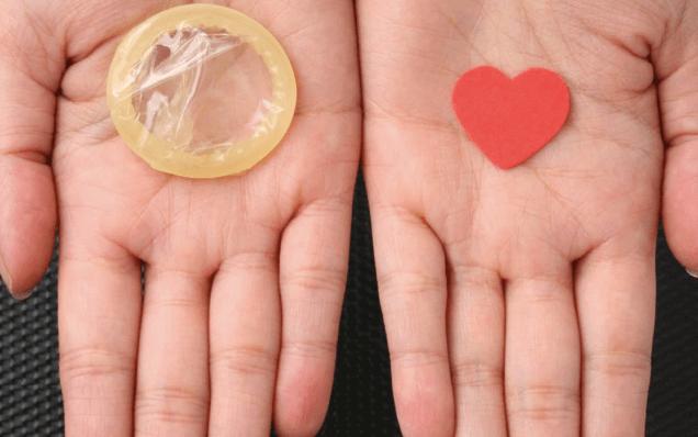 Профилактика инфекций, передаваемых половым путем