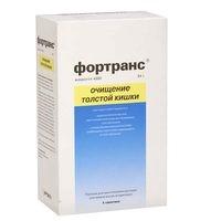 Применение препарата Фортранс