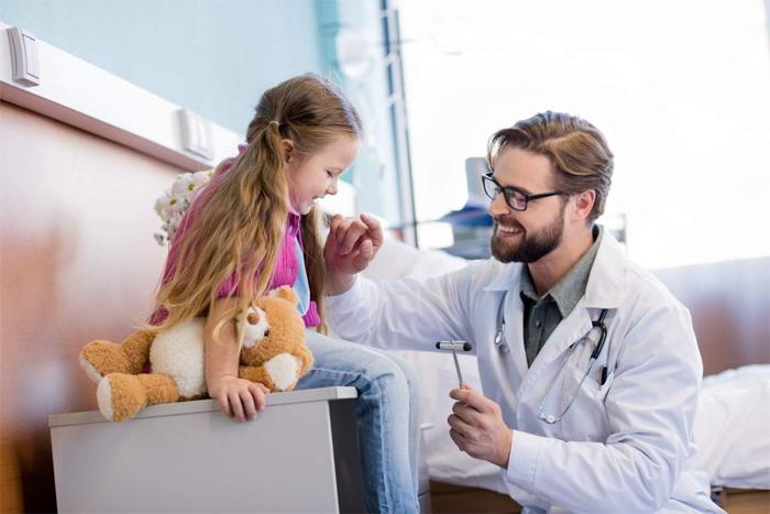Как работает детский невролог