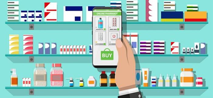 Преимущества пользования онлайн аптекой