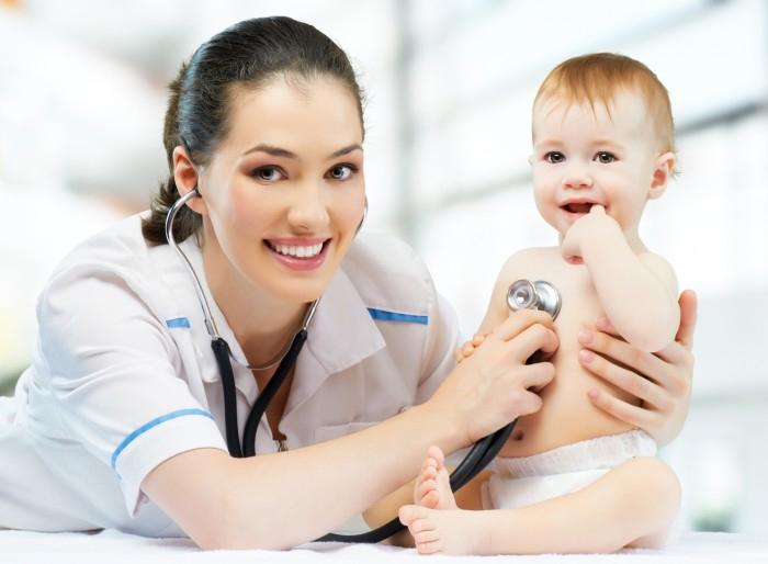 Как узнать, когда вашему ребенку нужно обратиться к педиатру