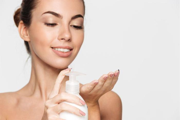 Концепция ухода за кожей для сохранения молодости
