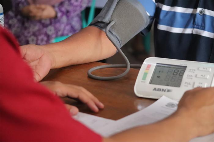 Риск возникновения деменции при гипертонии в 35–44 лет